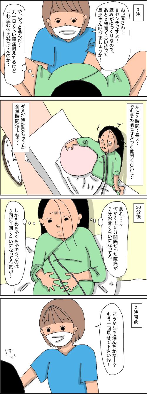 センチ 子宮 口 三